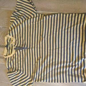 Rarely worn strip sweater